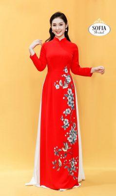 Tại sao nên thuê áo dài bà sui tại Sofia Bridal