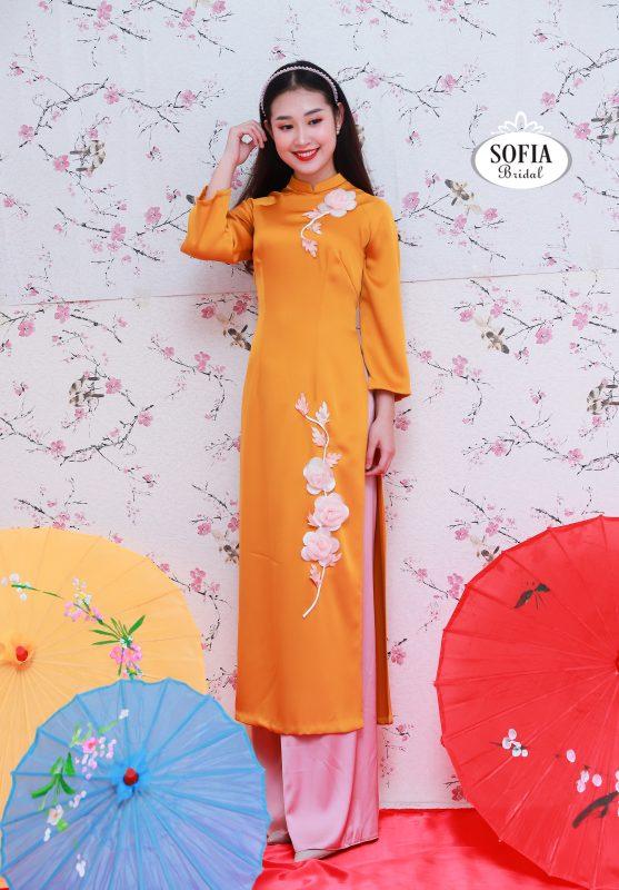 Sofia Bridal Shop bán áo dài cách tân uy tín tại Hà Nội