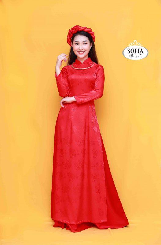 • Địa chỉ cho thuê áo dài cưới , bán áo dài cưới - Phong Cách Hiện Đại, Trẻ trung – SOFIA BRIDAL - Hotline 0936343596