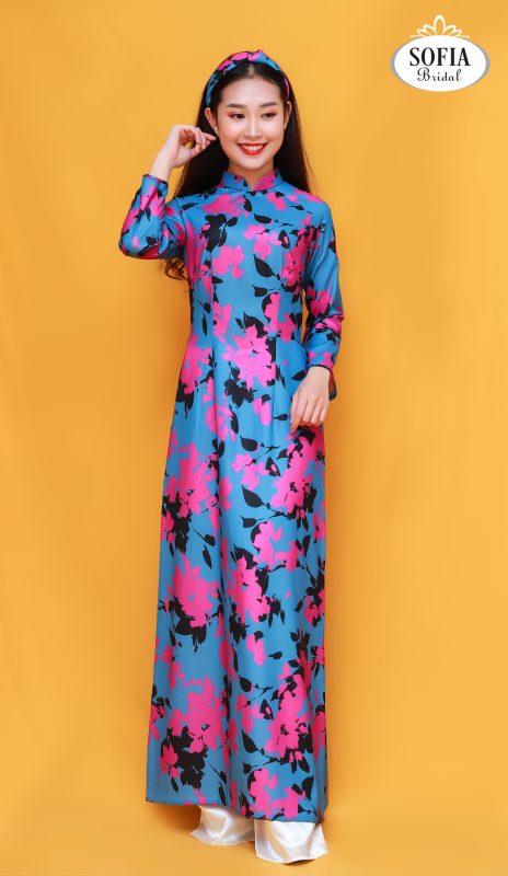áo dài đẹp - Phong Cách Hiện Đại, Tinh Tế,