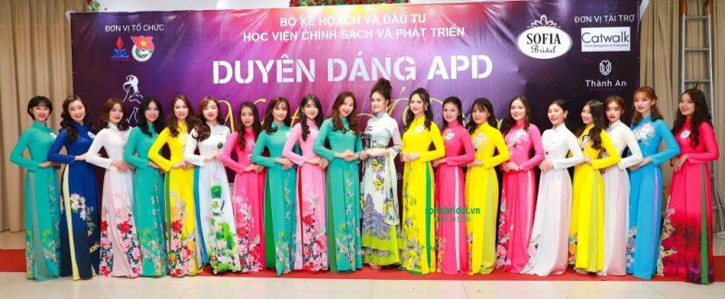 áo dài dự tiệc – áo dài sự kiện - ấn tượng nhất - Phong Cách Hiện Đại, Tinh Tế, Sang trọng, Dịch vụ chuyên nghiệp