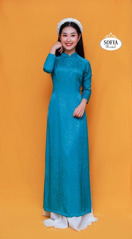 áo dài thời trang hiện đại, tinh tế,
