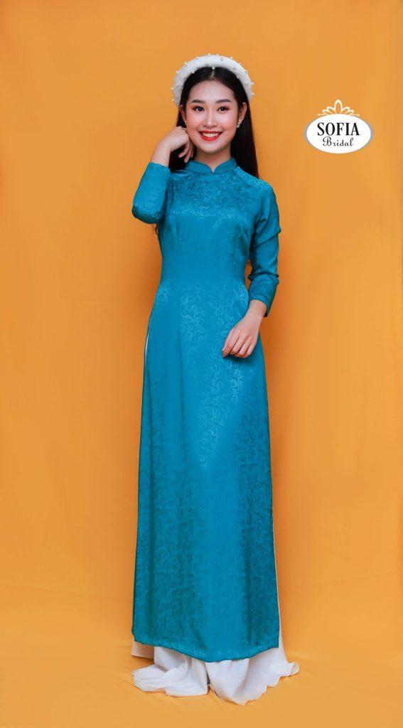 Những kiểu áo dài hiện đại, tinh tế, đẹp nhất năm nay – SOFIA BRIDAL thương hiệu áo dài đẹp nhất tại Hà Nội – Hotline 0936343596