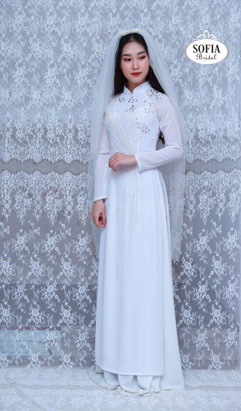 Địa chỉ thuê áo dài cưới ở Hà Đông ấn tượng nhất