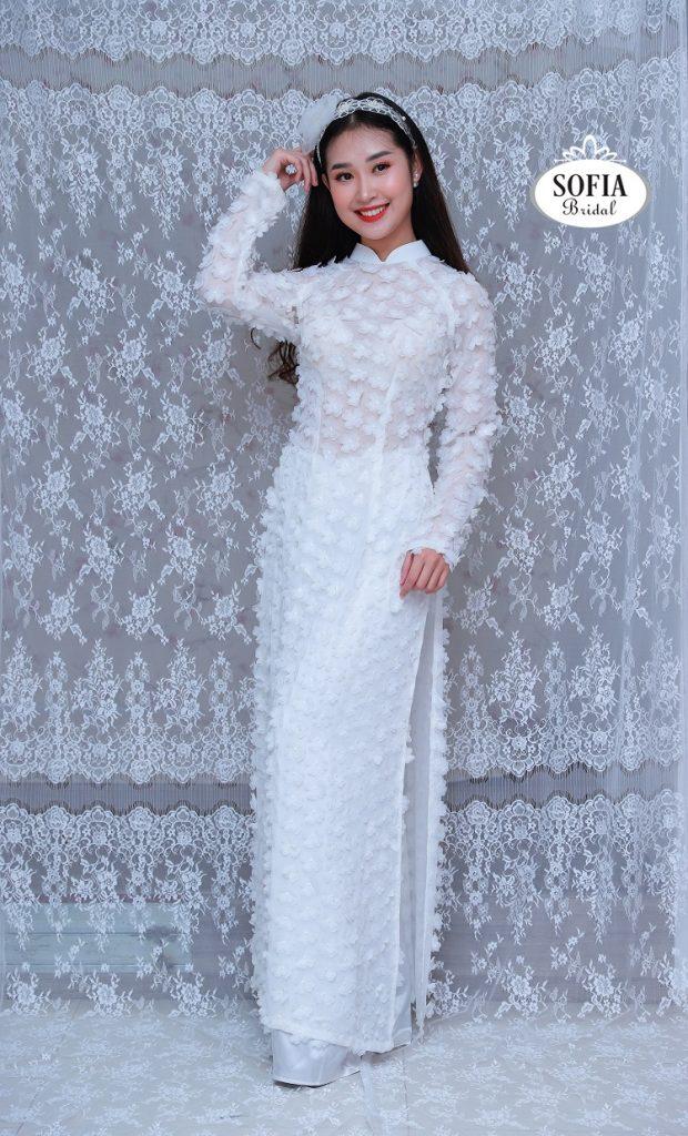 Thời trang áo dài đẹp Phong Cách Hiện Đại, Tinh Tế