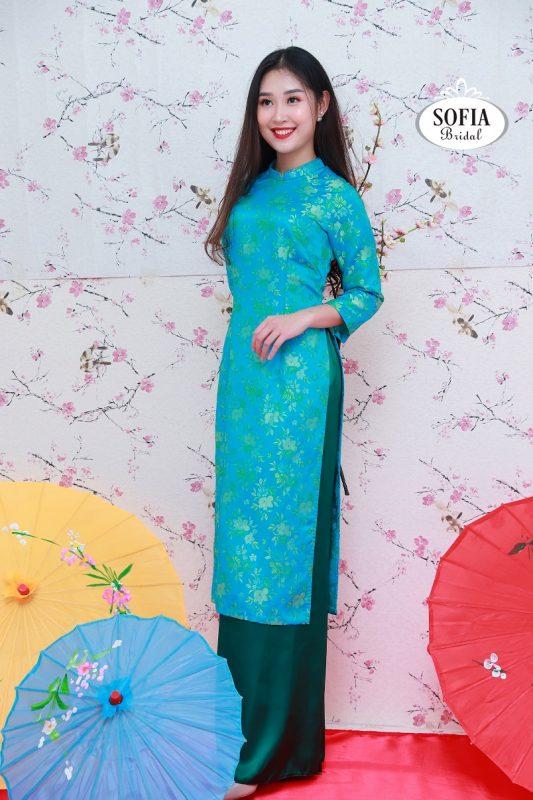 Sofia Bridal địa chỉ bán áo dài cách tân uy tín tại Hà Nội