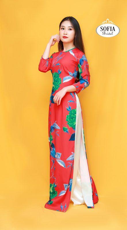 Những kiểu áo dài đẹp hiện đại, trẻ trung đẹp nhất 2020 - Xu hướng mới Phong Cách Hiện Đại - Top 5 thương hiệu áo dài đẹp nhất Hà Nội – Hotline 0936343596
