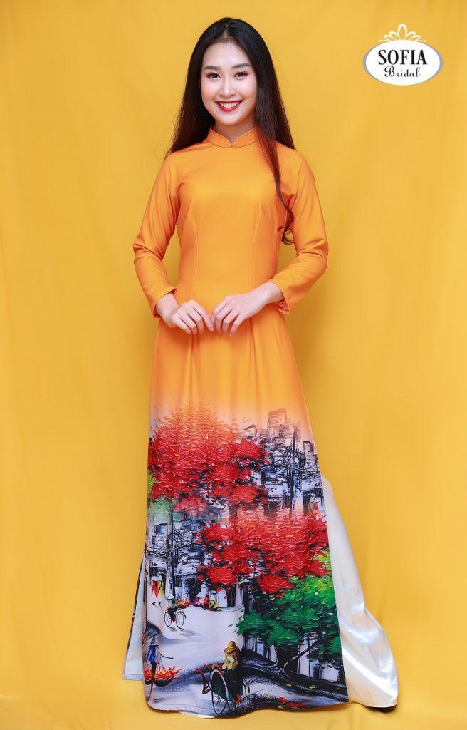SOFIA BRIDAL địa chỉ bán áo dài đẹp nổi tiếng Hà Nội