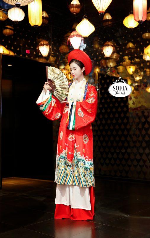 Nhật Bình - một nét tinh hoa Việt Phục