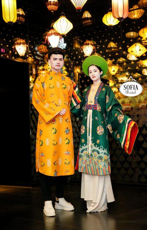 Nguồn gốc trang phục Nhật Bình và ý nghĩa cái tên
